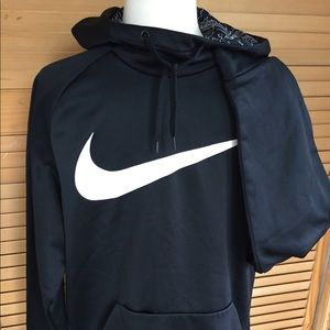 Men's hooded Nike sweatshirt